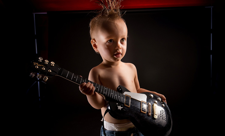 Rock baby other