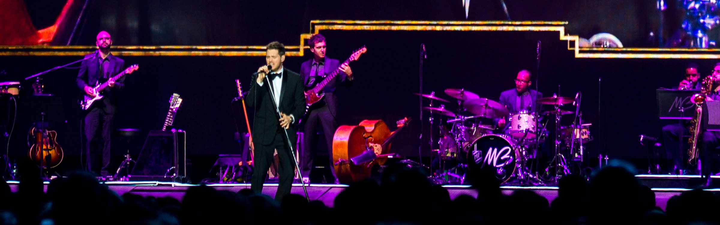 Michael buble header