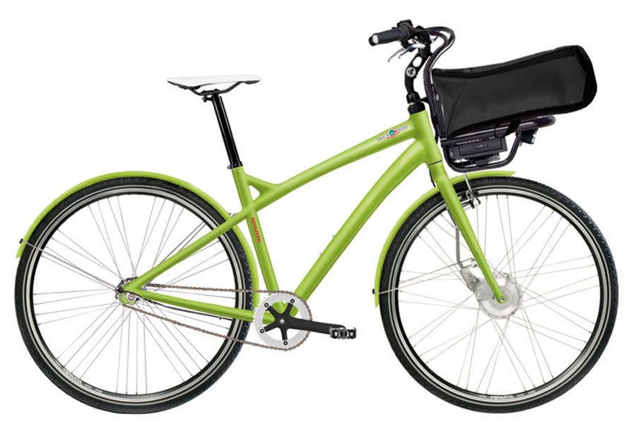 Tweewieler pizza e bike 0