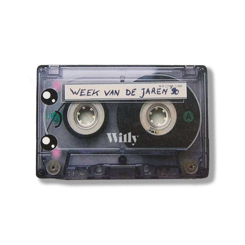 Week van de jaren 90
