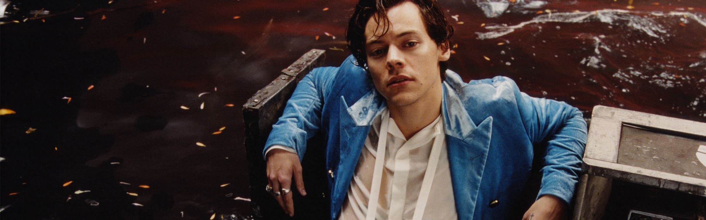 Harry tour header