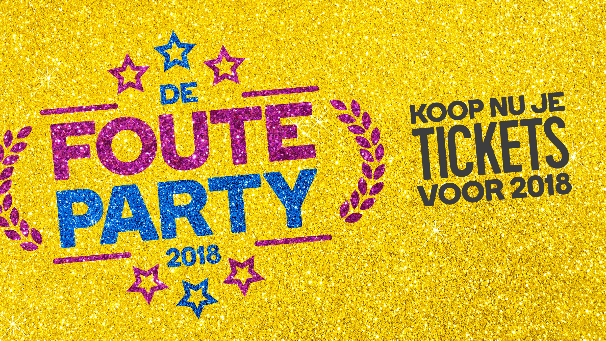 Qmusic teaser fouteparty2018 tickets