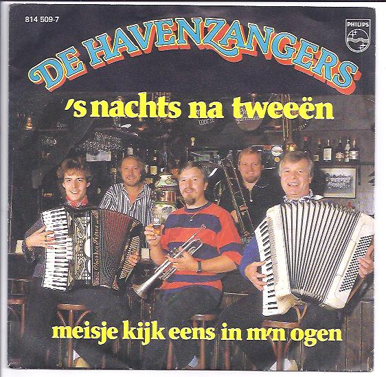 5800 havenzangers snachts