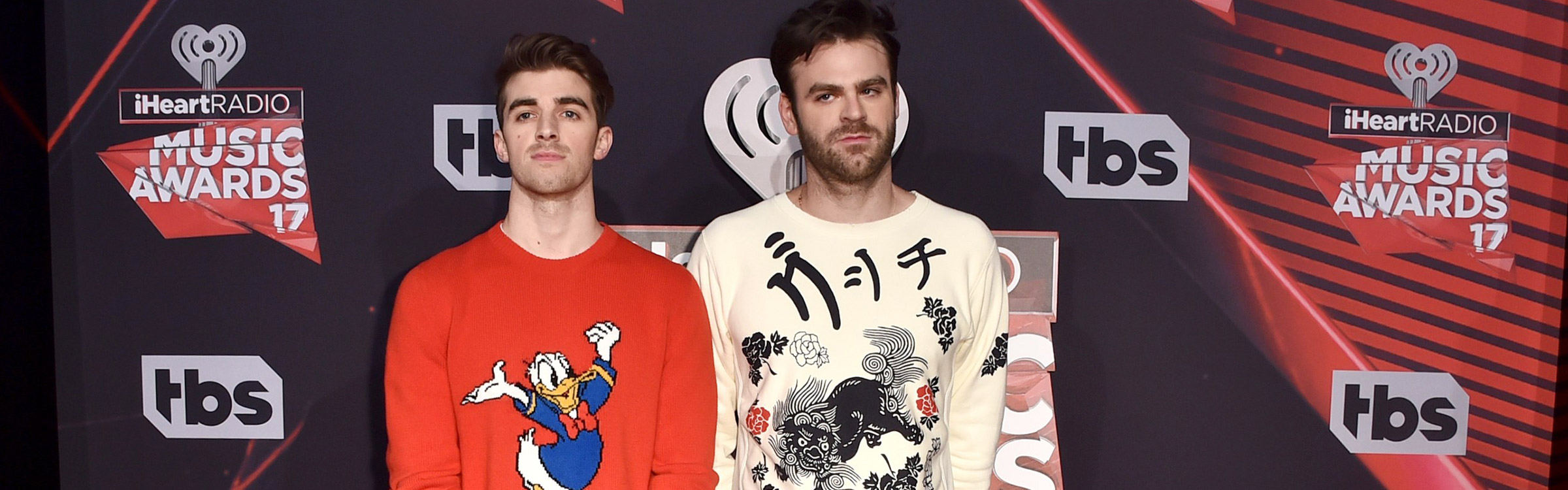 Headertje chainsmokers