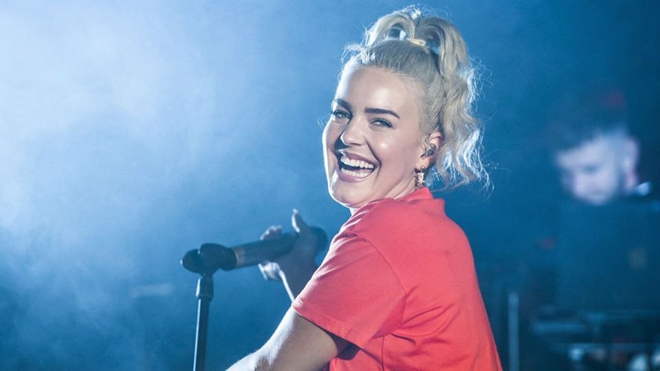 Anne marie singer