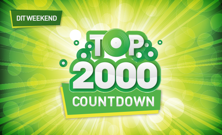Atp ditweekend top2000 countdown