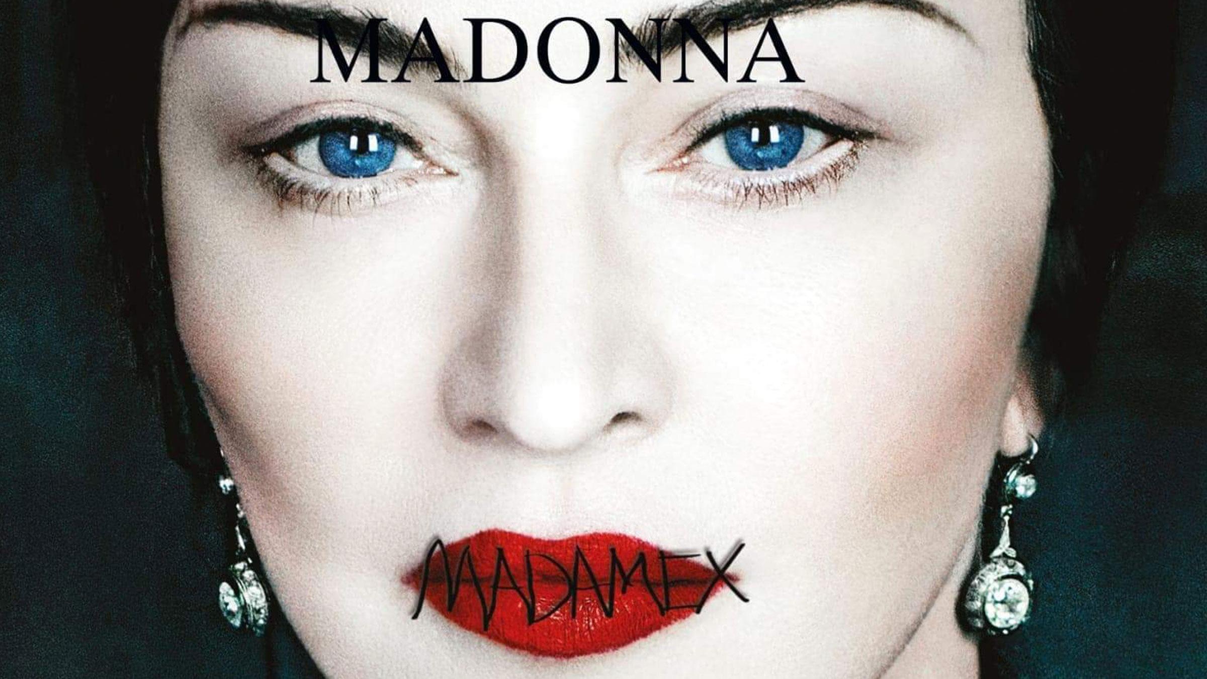 Madonna x