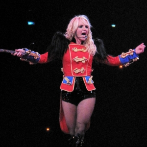 Britney spears circus tour 03