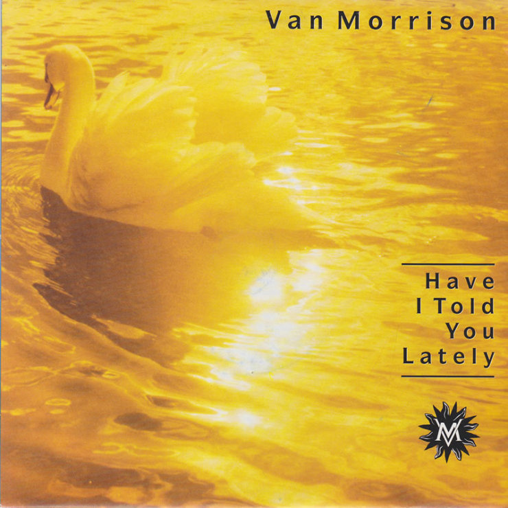 Van morrison have i told you lately polydor