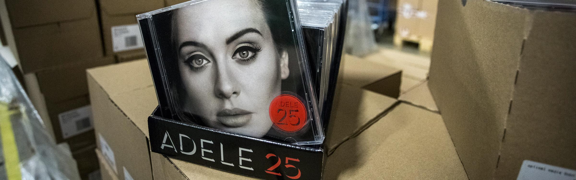 Adele  22 2 2