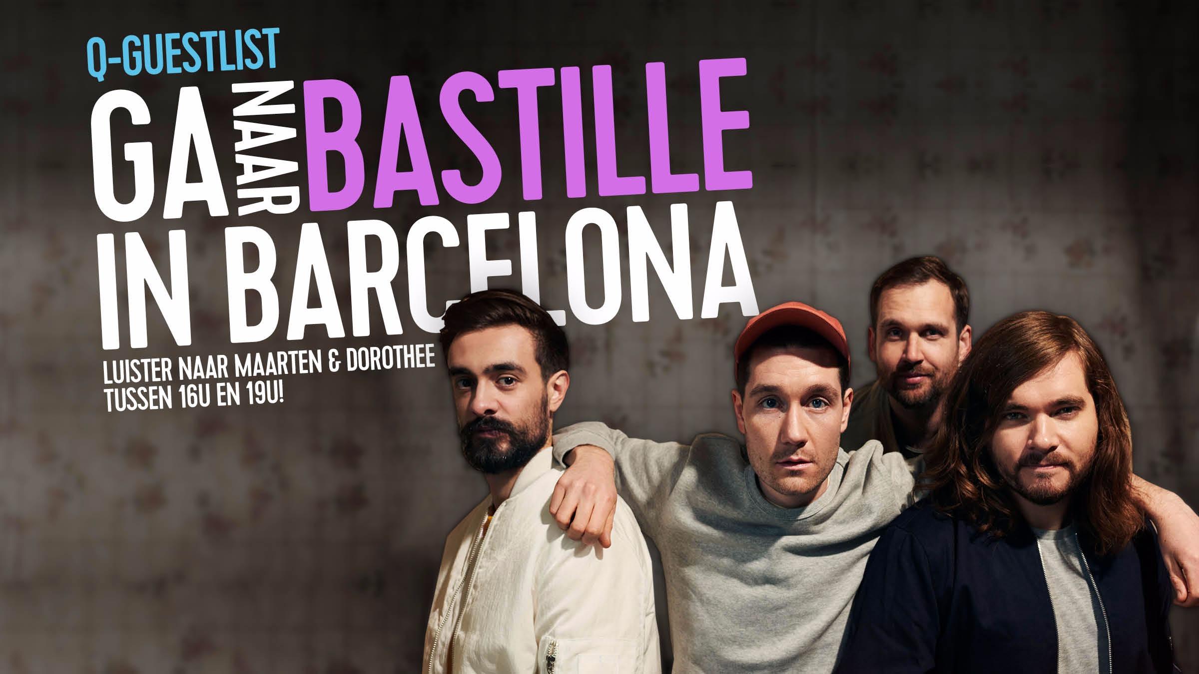 Bastille guestlist home