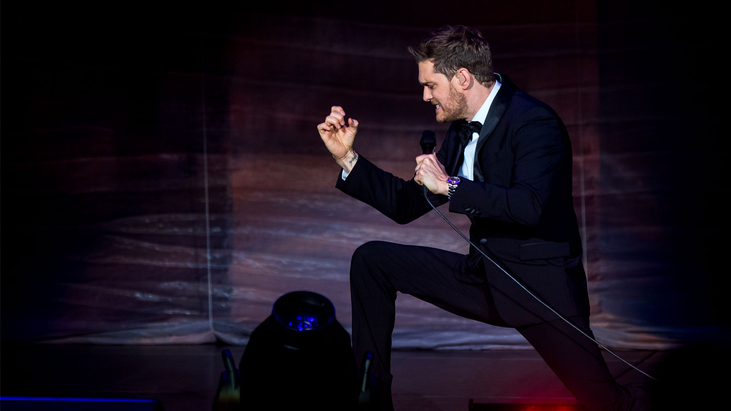 Michael buble teaser