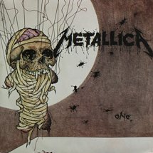 Metallica one 1989 5 s