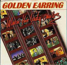 Golden earring when the lady smiles 21 records s