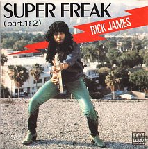 Rick james super freak 1981 3 s