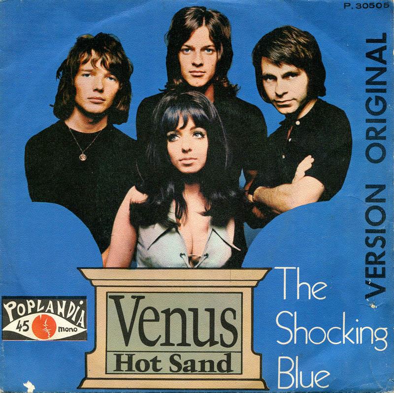 Shocking blue venus poplandia