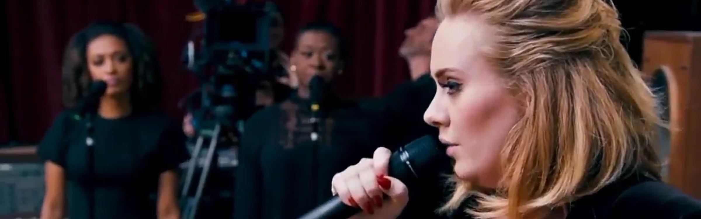 Adele lang