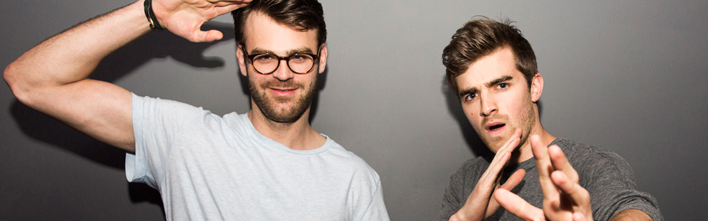 Header the chainsmokers