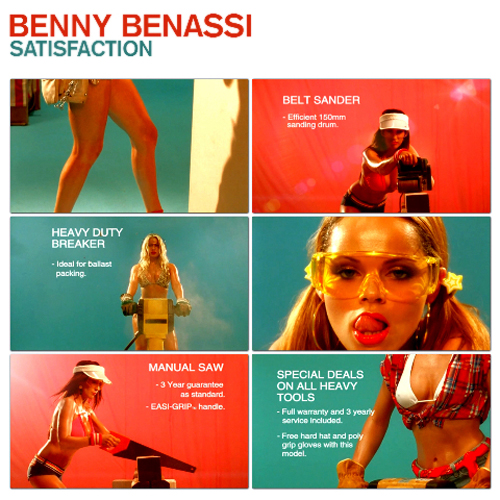Benny+benassi+ +satisfaction+vidzpro