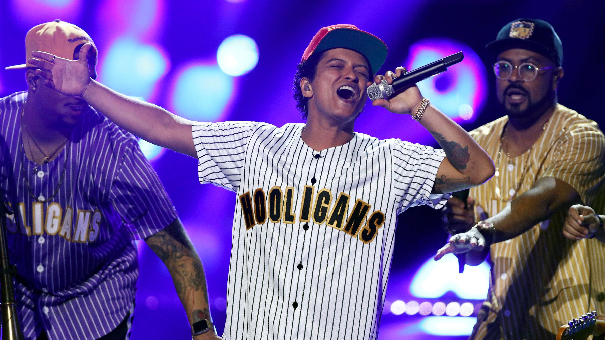 Bruno mars home