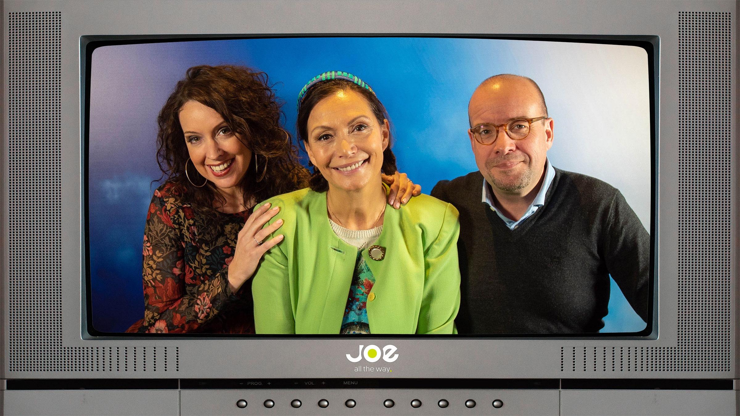 S en a   foto in tv