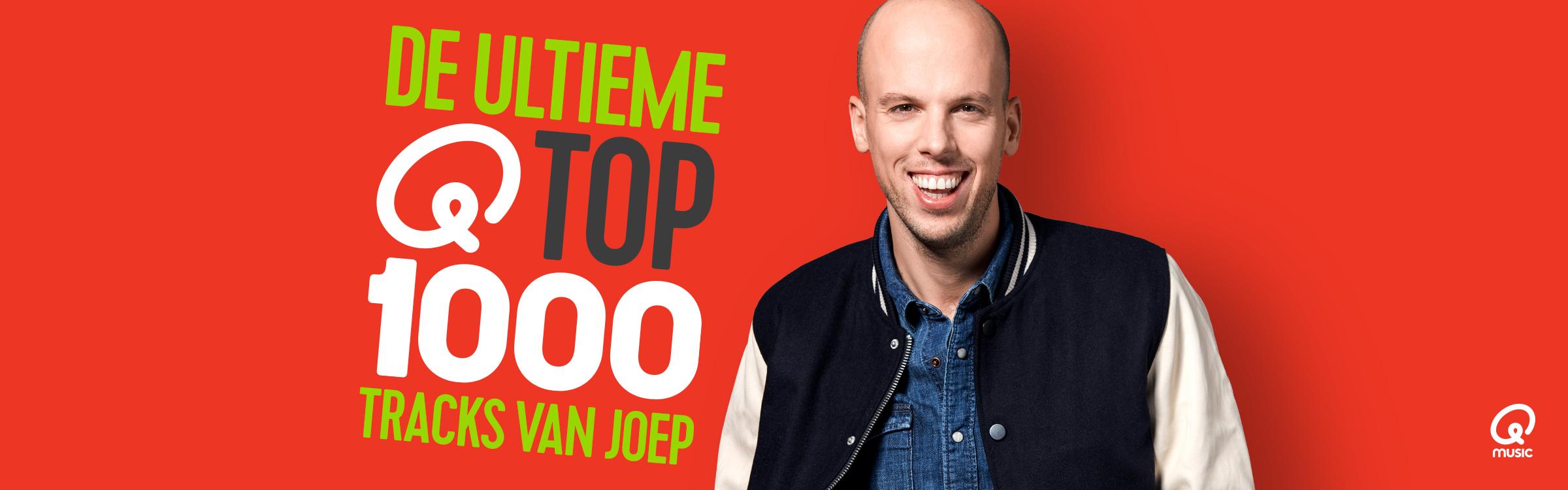 Qmusic actionheader qtop1000 dj joep