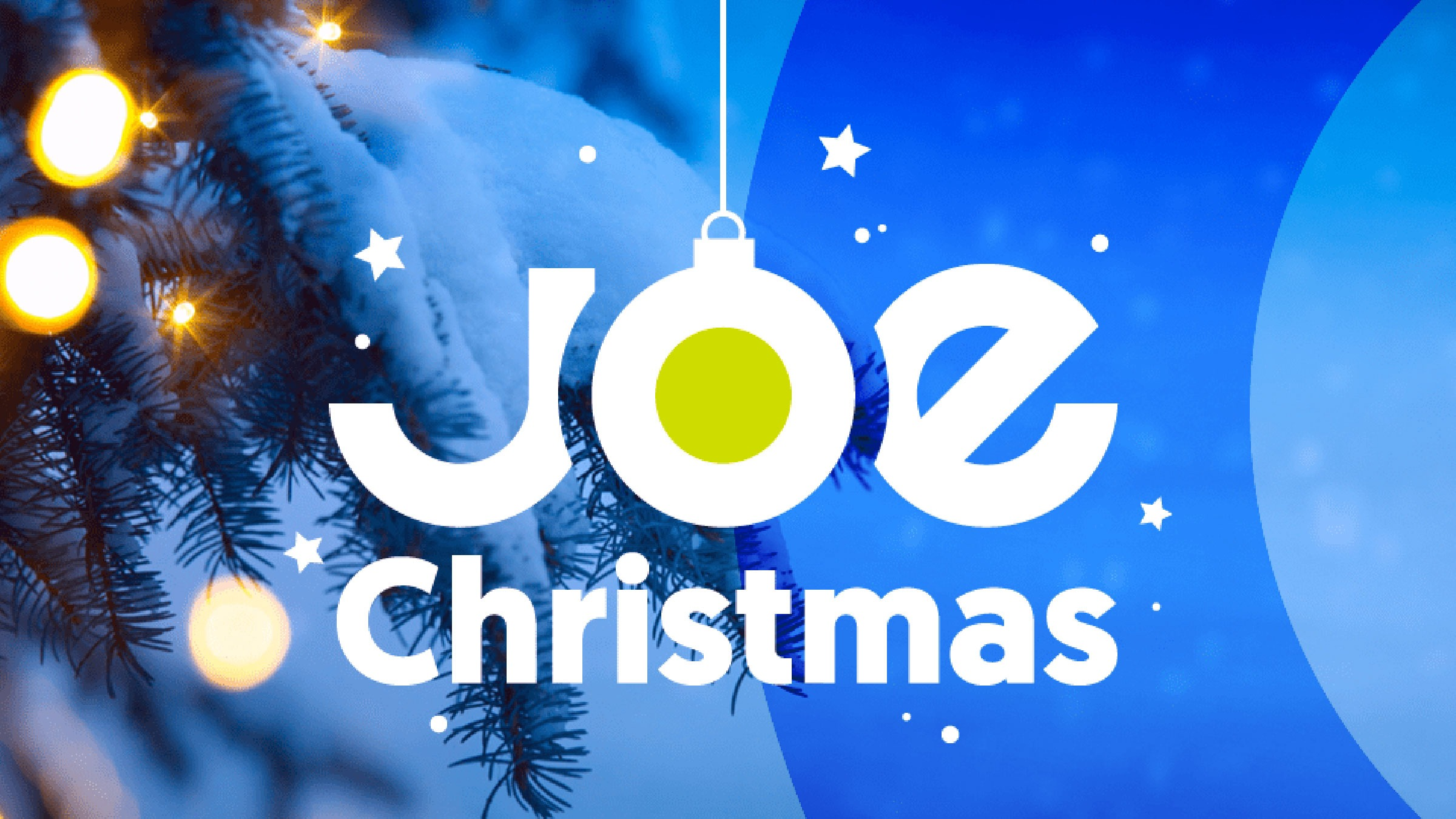 Joe christmas radio