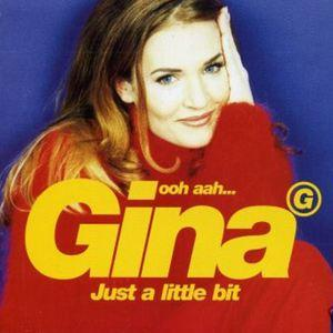 Gina g just a little bit album artwork 53992