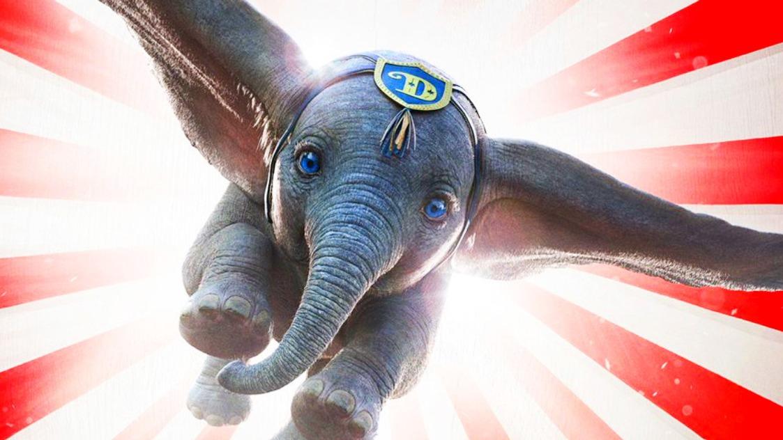 Dumbo remake poster 2019