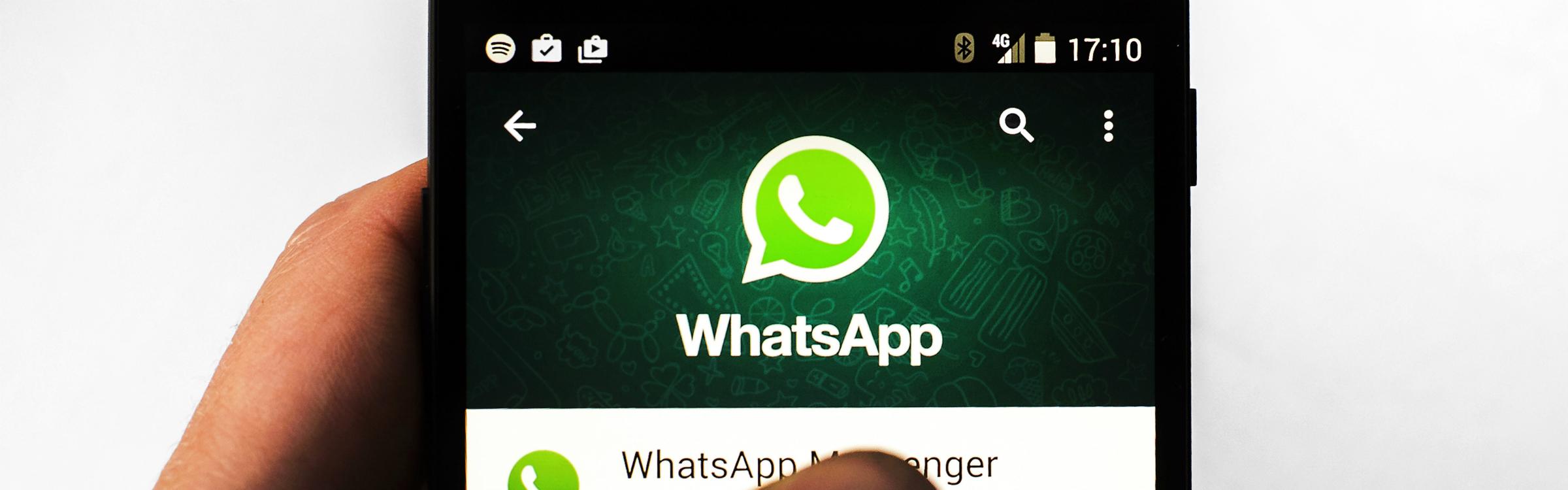 Whatsappp header