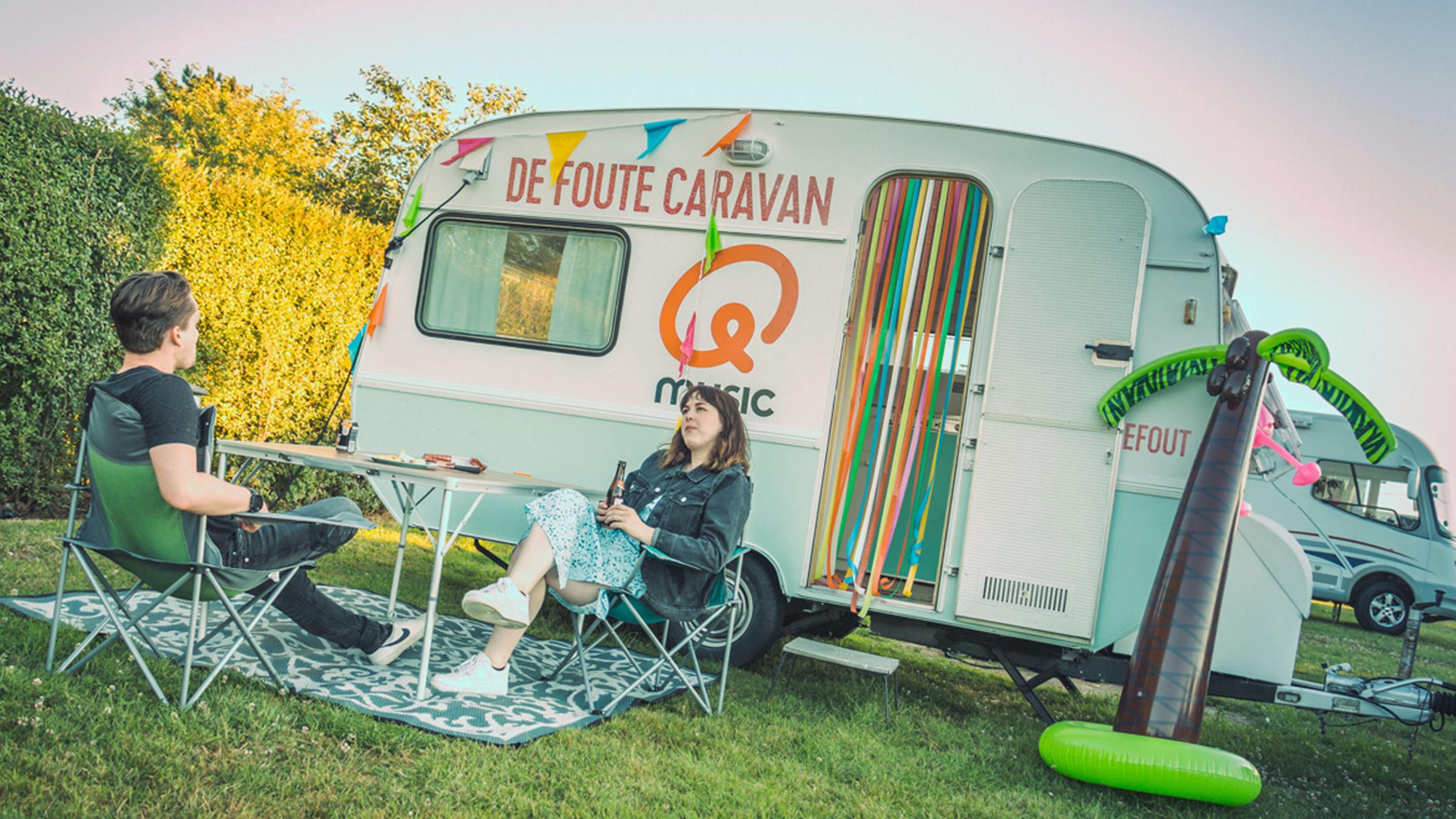 Caravan home