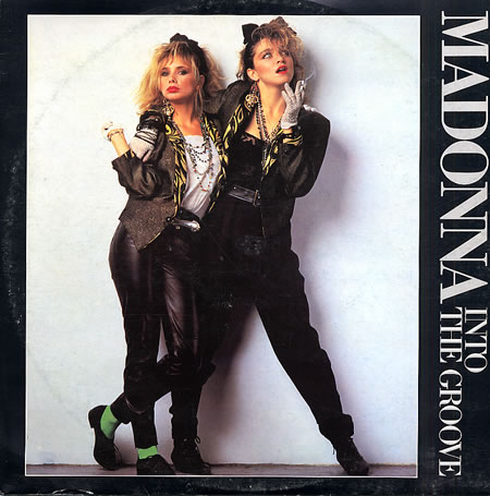 Madonna into the groove 55352