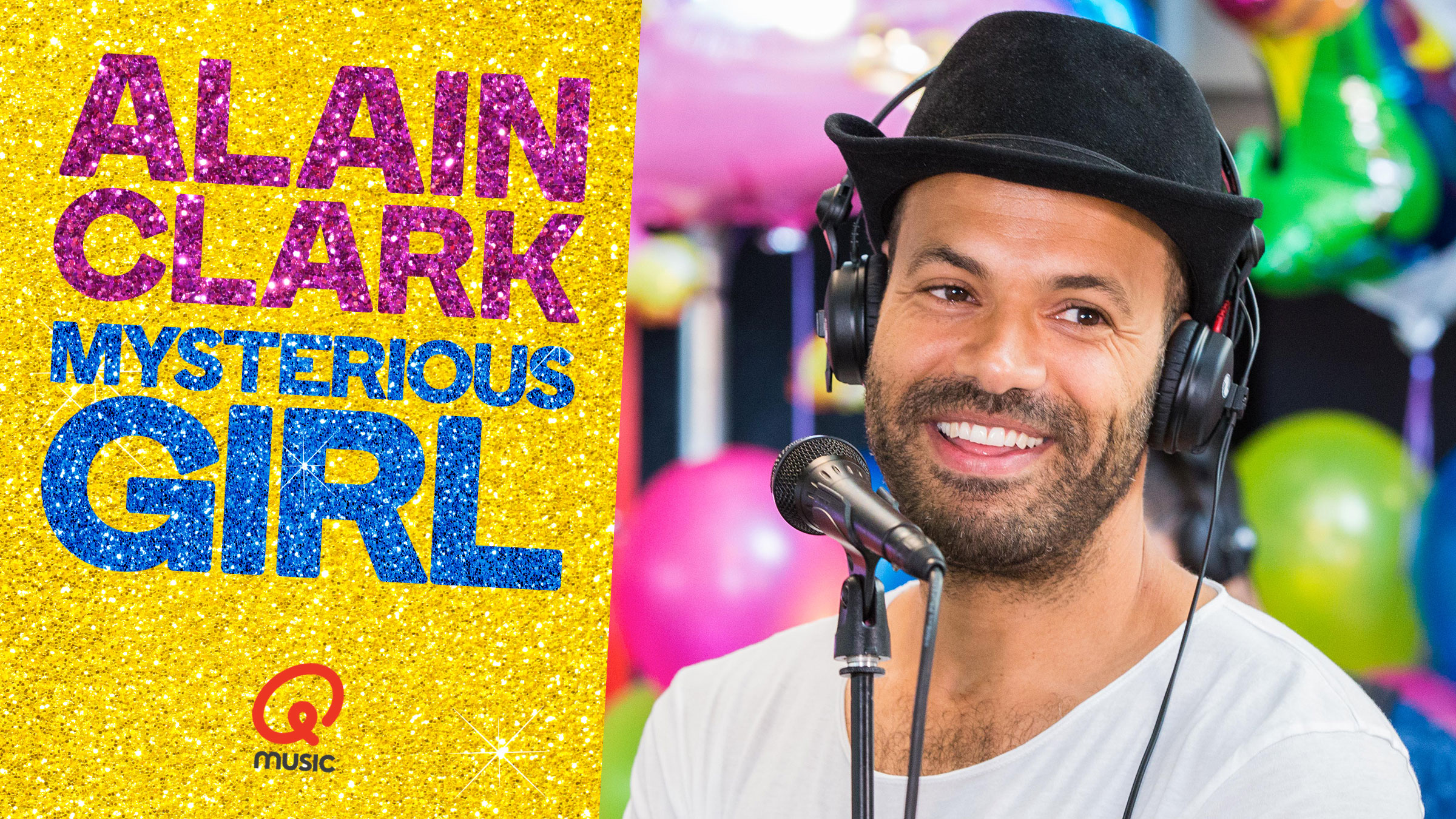 Alain clark   mysterious girl thumb