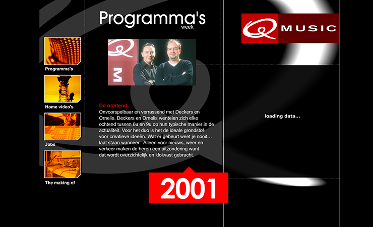 Atp top500vdzeroes website2001