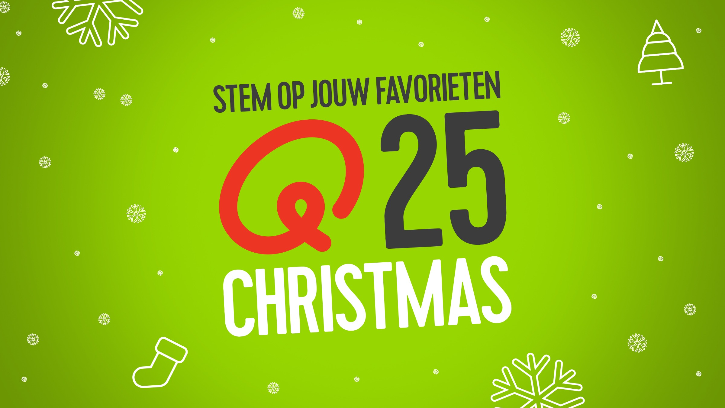 Qmusic teaser qchristmas25