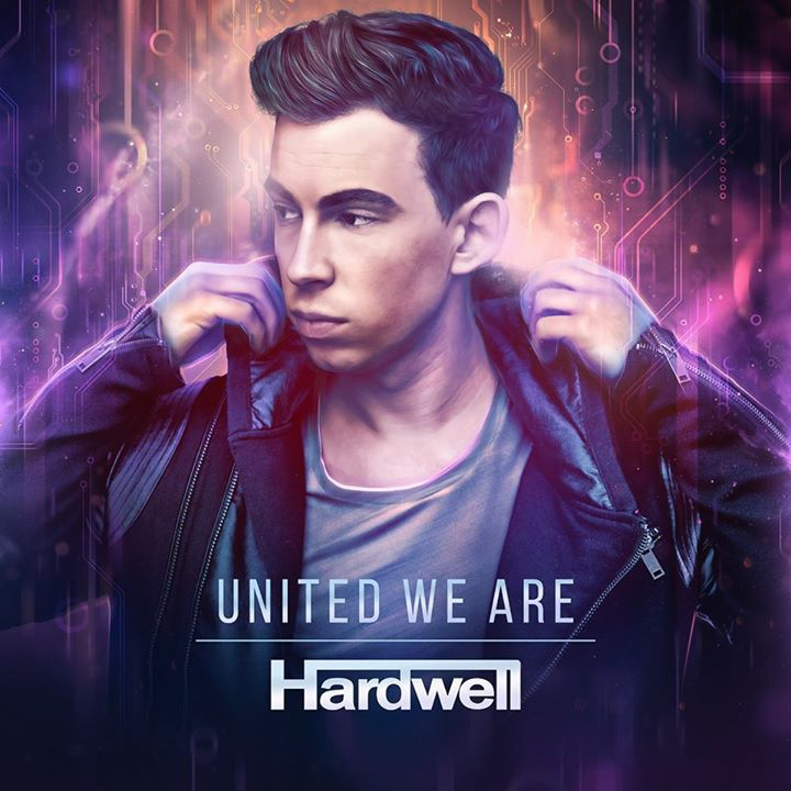 Hardwell united we are album cover