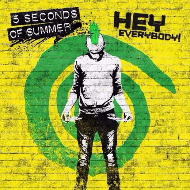 5 seconds of summer hey everybody cover