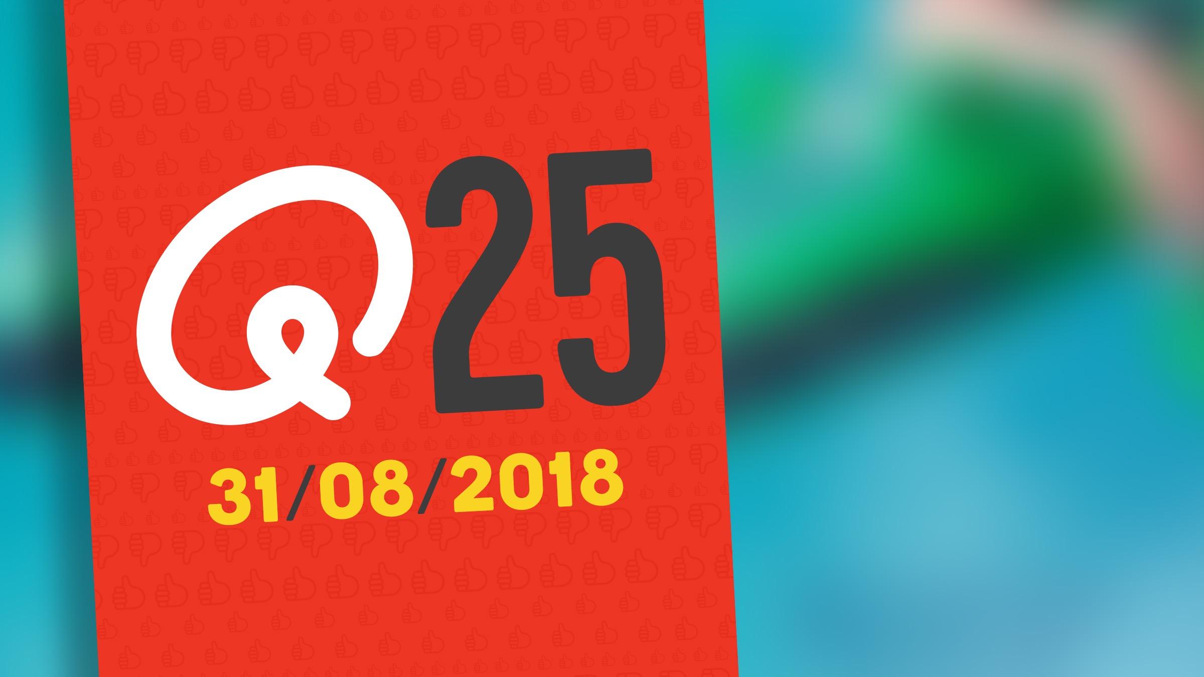 Qmusic teaser q25 310818