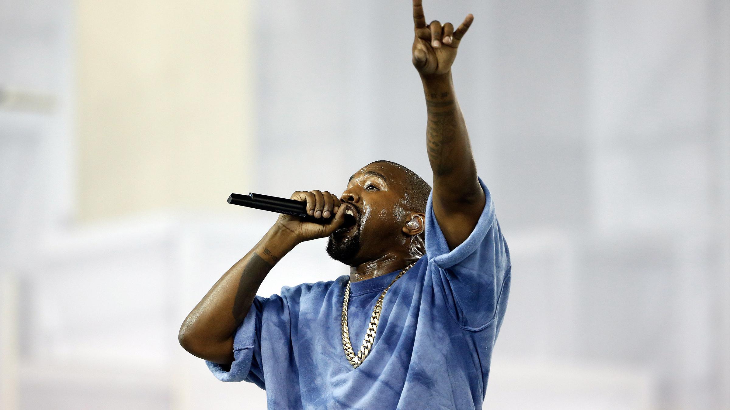 Kanye home