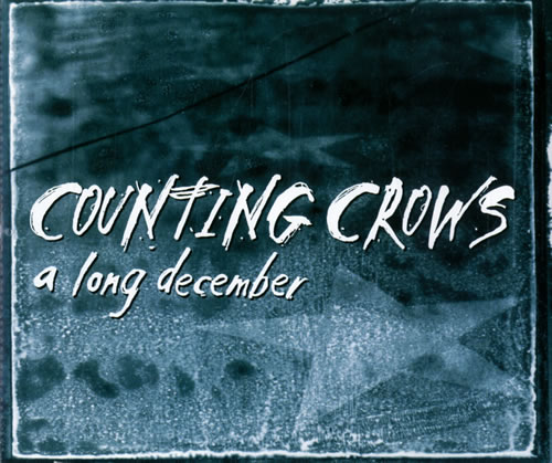 Counting+crows+ +a+long+december+ +5 22+cd+single 242531