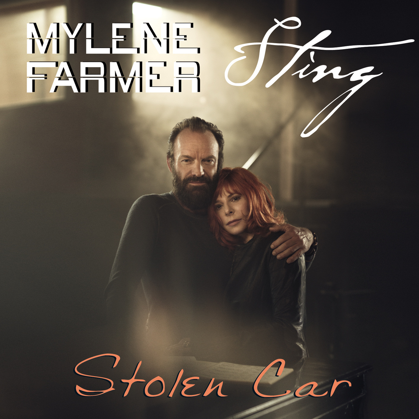 Mylene farmer sting stolen car 001