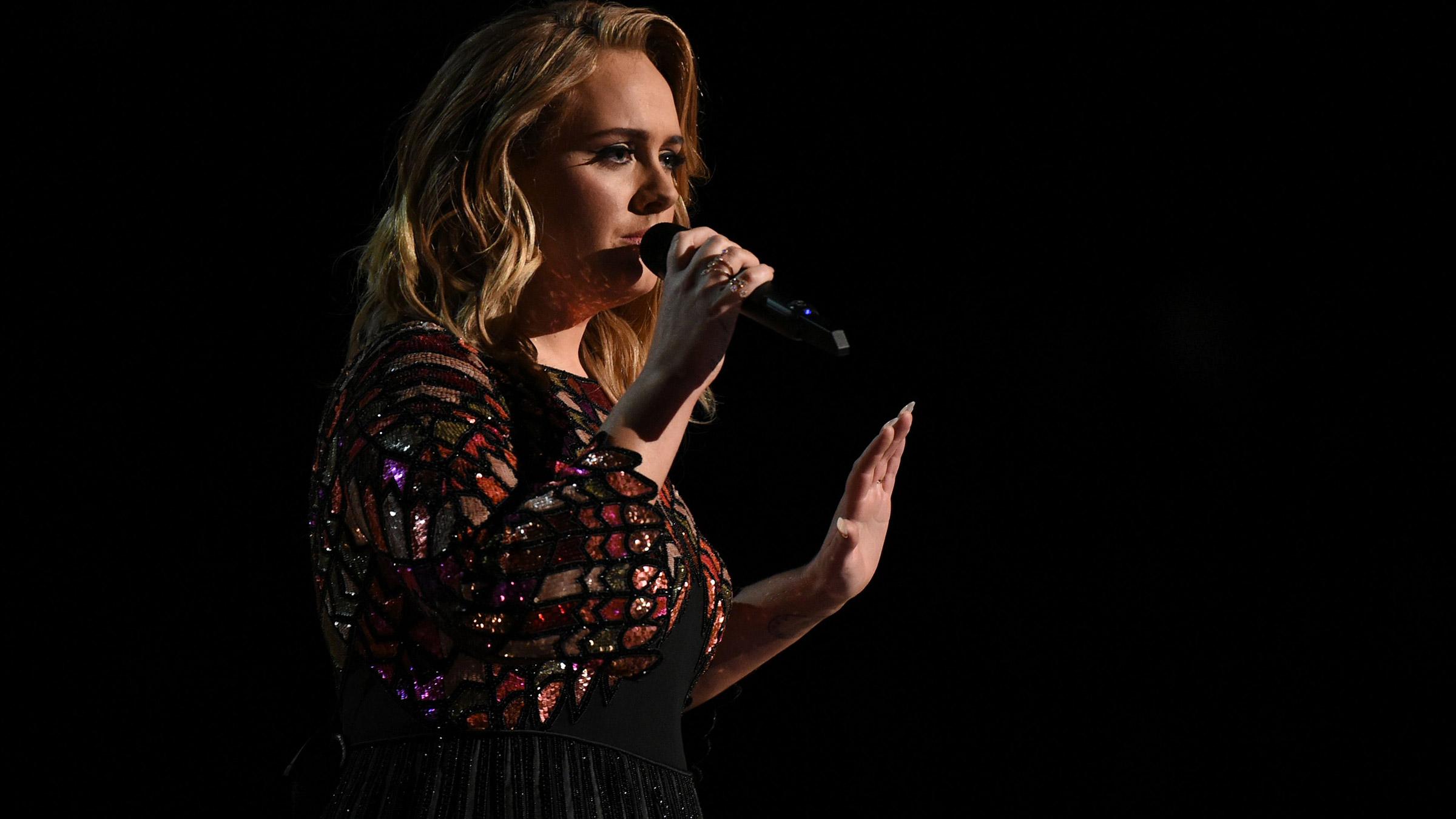 Adele teaser