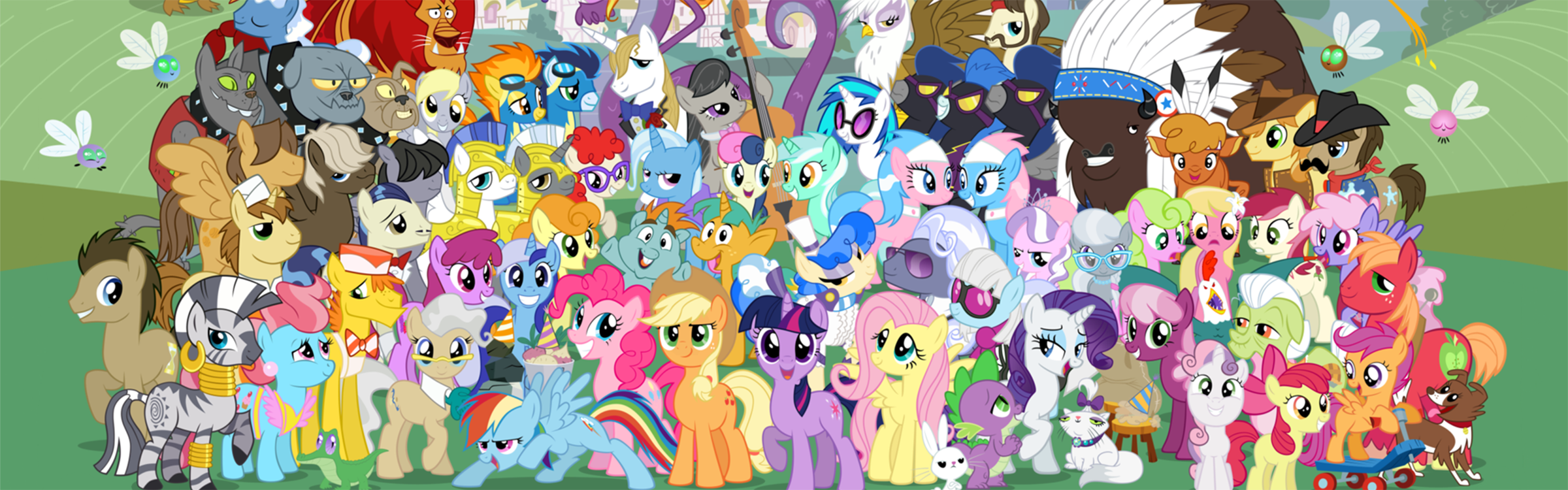 My little pony   header