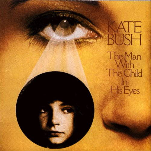 The man with the child in his eyes single