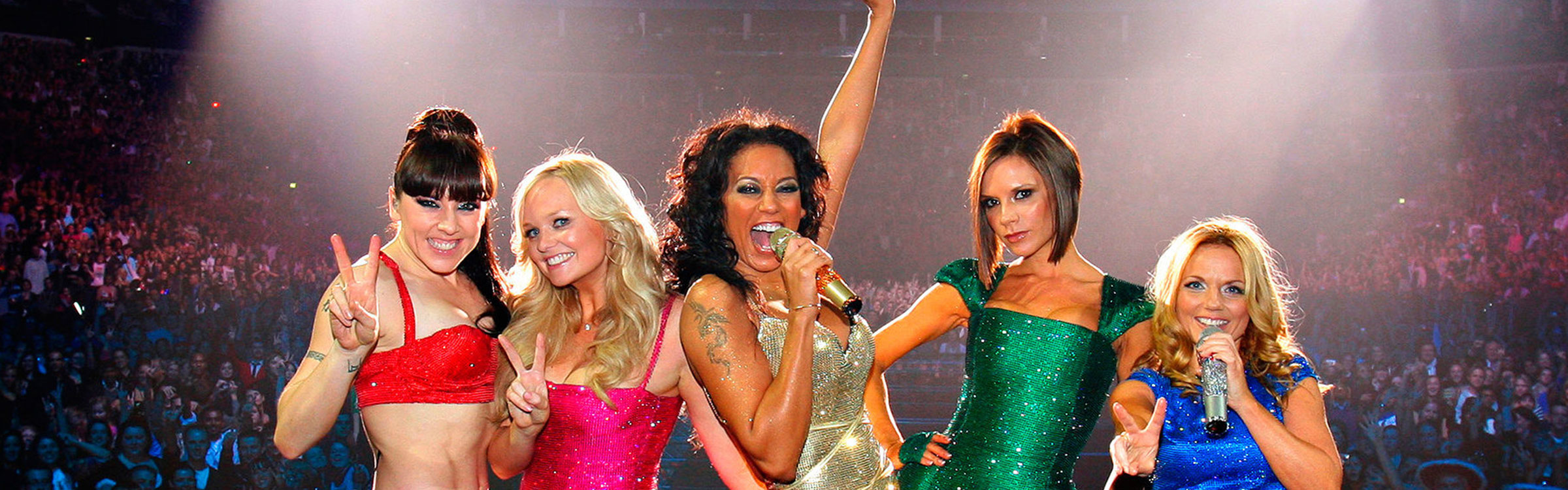 Spice girls header