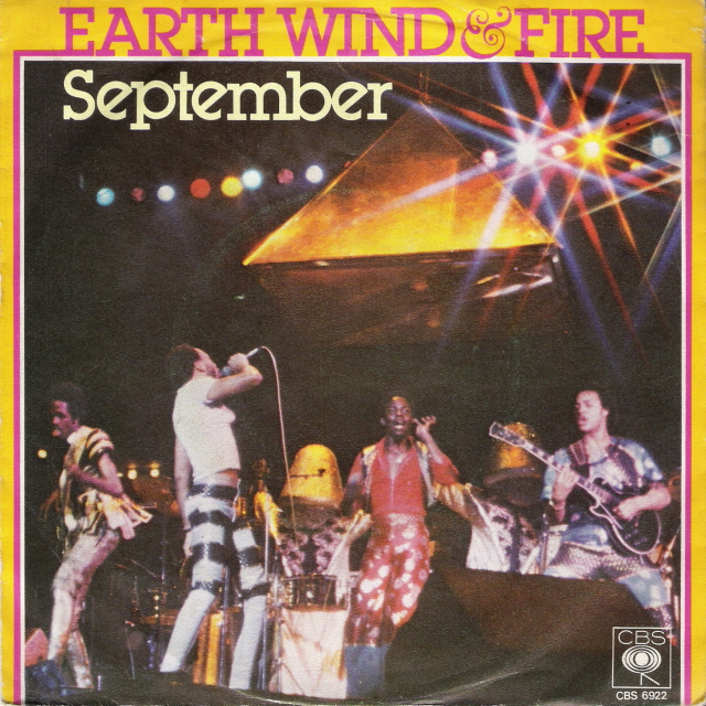 7 earth wind fire september1