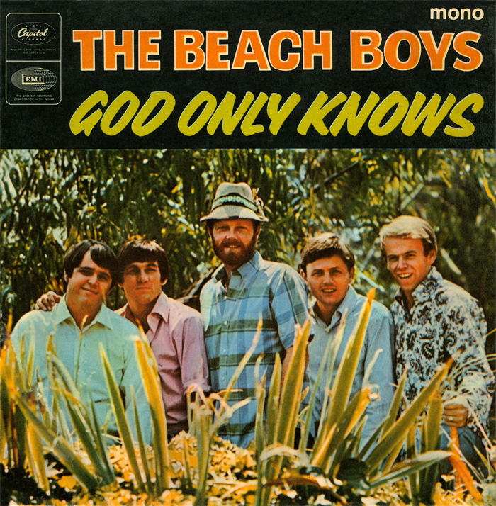 The beach boys god only knows capitol 2