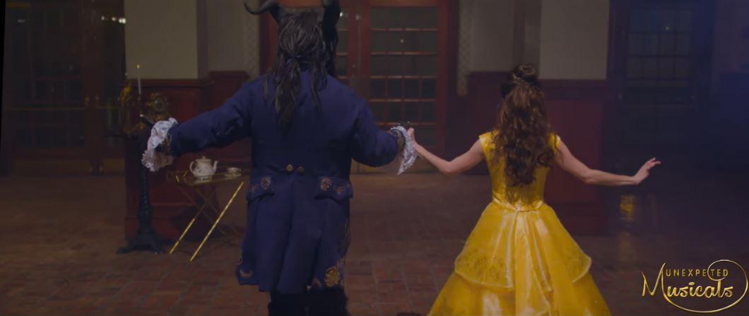 Belle en het beest jb home