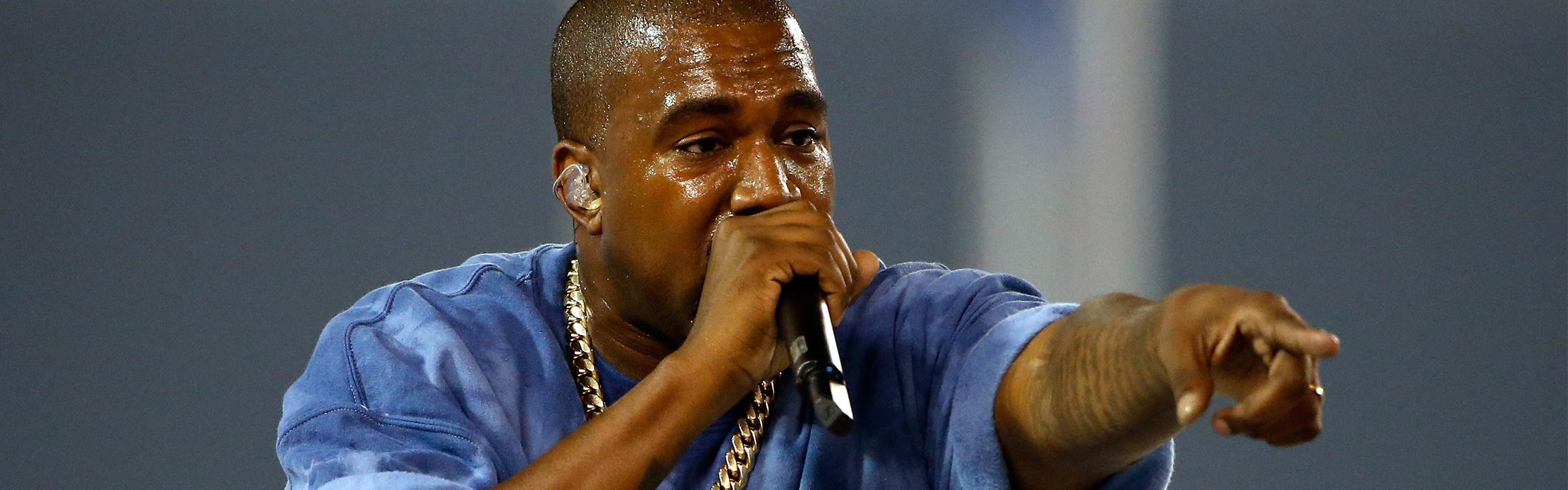 Kanye amsterdam header