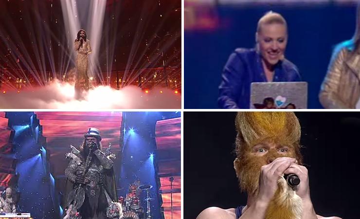 Songfestivalamf